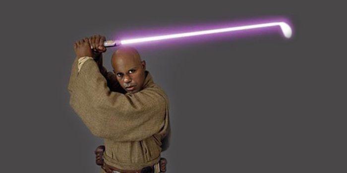 Tiger Woods Jedi Knight