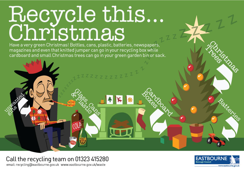 Recycle This Christmas