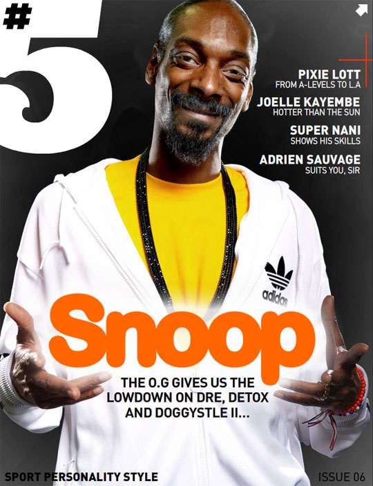 5magazine Issue 06 snoop dogg