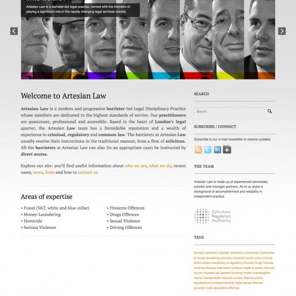 Artesian Law
