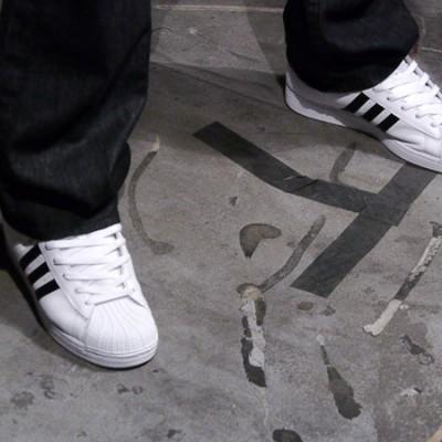 DMC Hellraisers Adidas