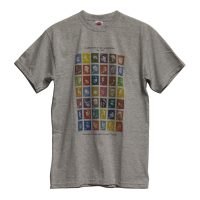 Goldenera HpHop Stamps Grey