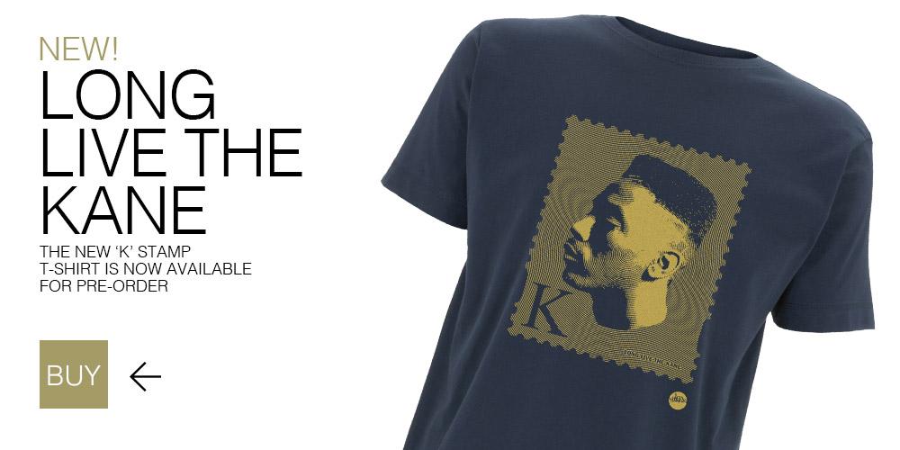 Big Daddy Kane Stamp TShirt