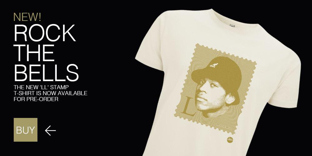 LL Cool J Stamp