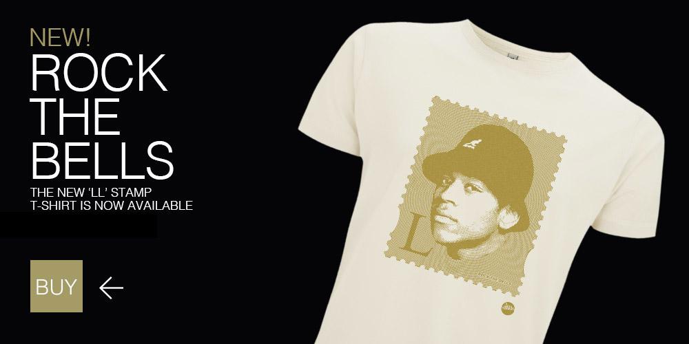 LL Cool J Stamp TSHirt