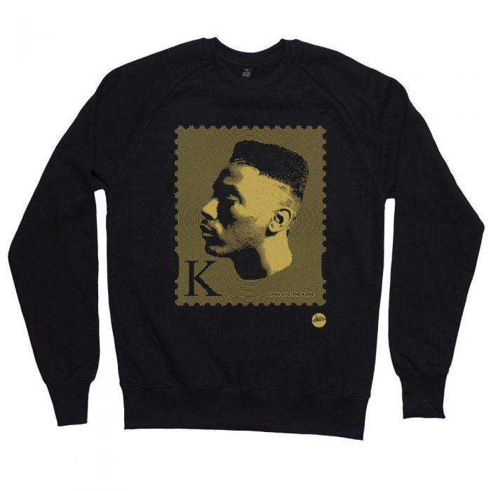 Big Daddy Kane Stamp Sweater