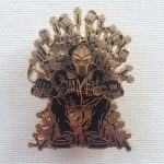 Game Of Microphones MFDOOM Pin