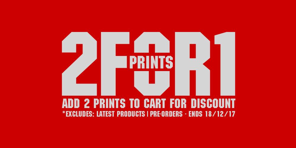 HipHop Prints Offer